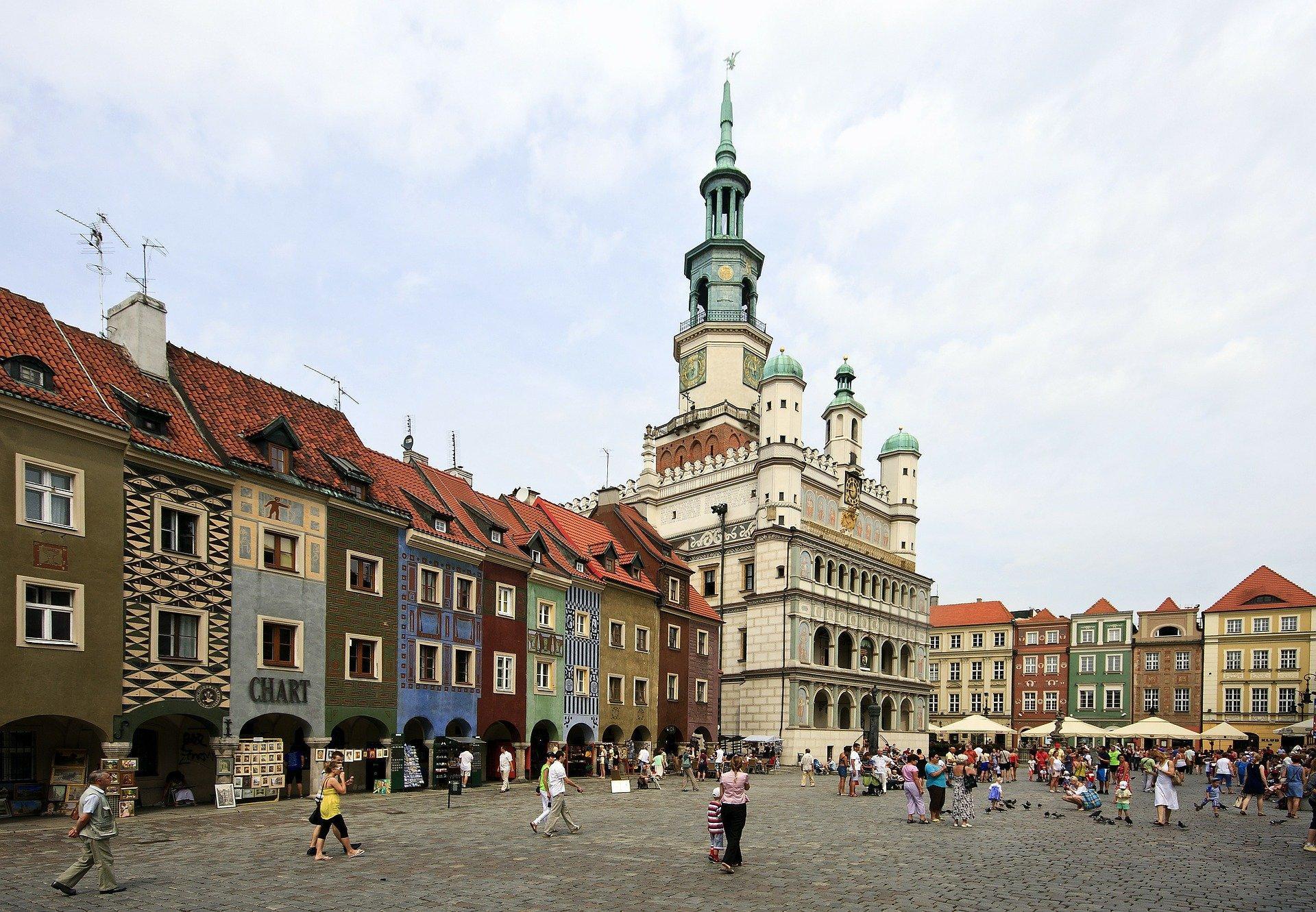 Pozycjonowanie Poznań